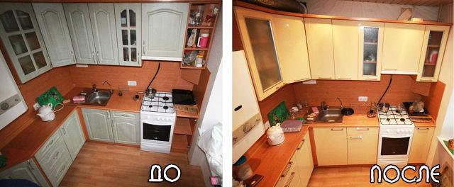 Новая жизнь старой кухни